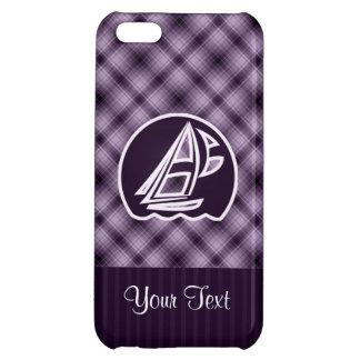 Purple Sailing iPhone 5C Covers