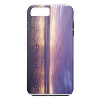 Purple Sand Phone Case