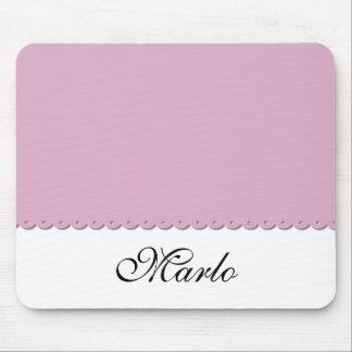 Purple Shade Mousepad - Customizable