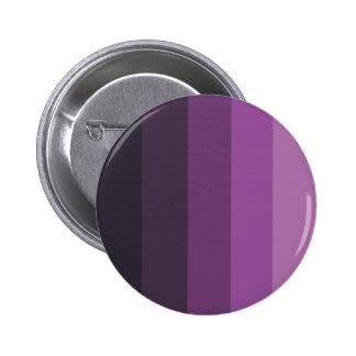Purple Shades simple & sleek 6 Cm Round Badge