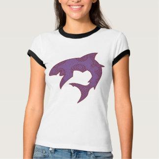 Purple Shark Shirt