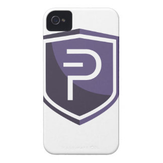 Purple Shield PIVX iPhone 4 Case