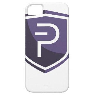Purple Shield PIVX iPhone 5 Cover