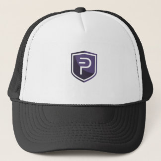 Purple Shield PIVX Trucker Hat