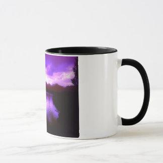 Purple Skies Mug