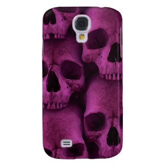 Purple Skulls Speck Case 2