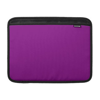 Purple Sleeve For MacBook Air