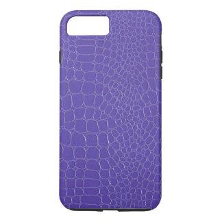 Purple Snake Skin Reptile iPhone 8 Plus/7 Plus Case