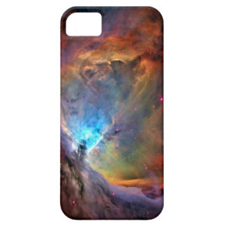 purple space orion nebula photo barely there iPhone 5 case