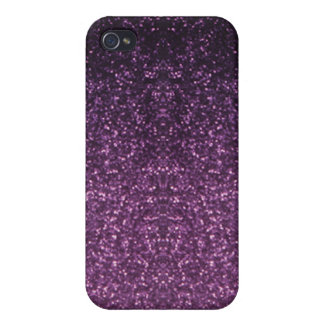 Purple Speckle Speck Case Case For iPhone 4