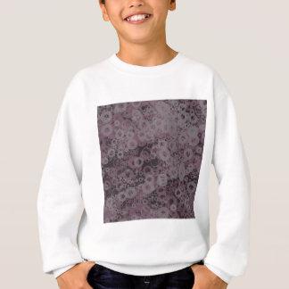 Purple Splotches Sweatshirt