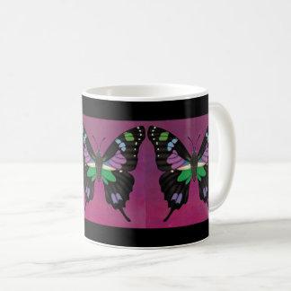Purple Spotted Swallowtail Coffee Mug