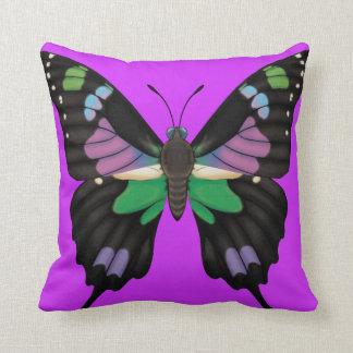 Purple Spotted Swallowtail Dorsal and Ventral Cushion