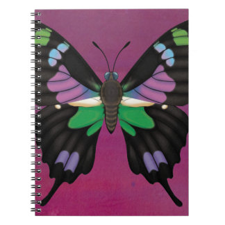 Purple Spotted Swallowtail Notebooks