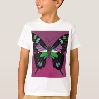 Purple Spotted Swallowtail T-Shirt