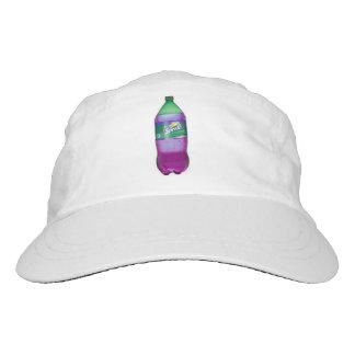 Purple sprite plain cap