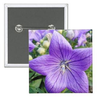 Purple Star Buttons