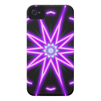 Purple Star BlackBerry Bold Case-Mate Barely There