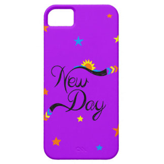Purple star case for the iPhone 5