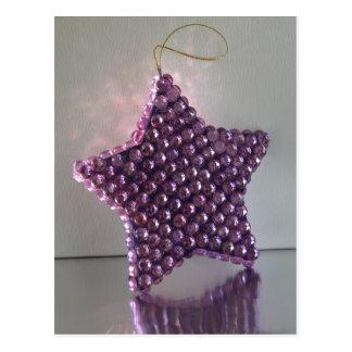 Purple Star Postcards