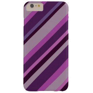 Purple stripe phonecase barely there iPhone 6 plus case
