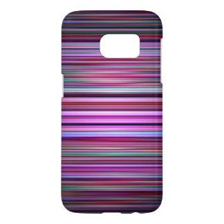 Purple stripes pattern