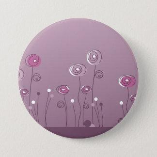 Purple Summer Button