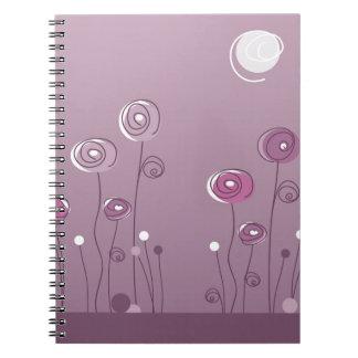 Purple Summer Notebooks