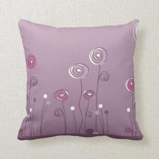 Purple Summer Pillow