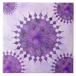 purple sun - home decor & set tile