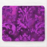 Purple swirl mouse pads