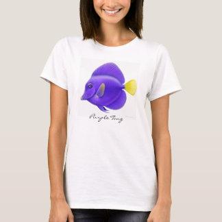 Purple Tang Ladies Spaghetti Top