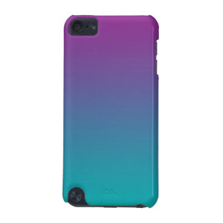Purple & Teal Ombre iPod Touch (5th Generation) Case