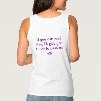 Purple text: Do not pass Singlet