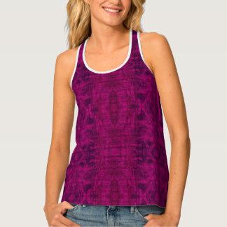 Purple Texture Singlet