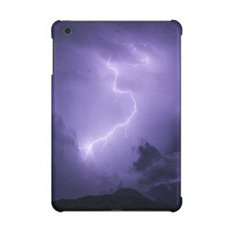 Purple Thunderstorm at Night iPad Mini Retina Case