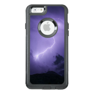 Purple Thunderstorm at Night OtterBox iPhone 6/6s Case
