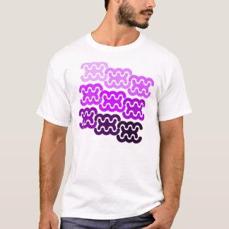 Purple Tire Tracks Shirt