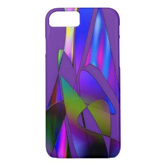 Purple Tones iPhone case