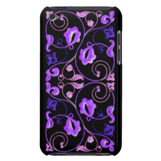 Purple Tones Vine iPod Touch Cases