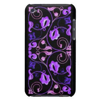Purple Tones Vine iPod Touch Cases