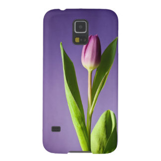 Purple tulip cases for galaxy s5
