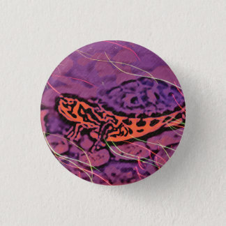Purple Turtle Button