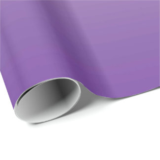 Purple Two-Toned Wrapping Paper