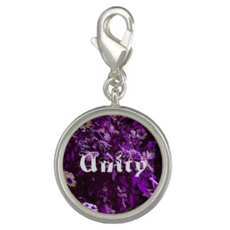 Purple Unity Charm