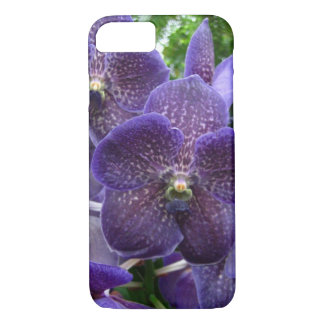 Purple Vanda Orchid iPhone 8/7 Case