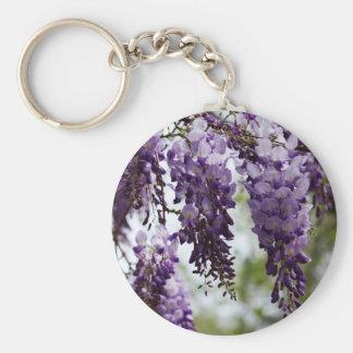 Purple Veil keychain