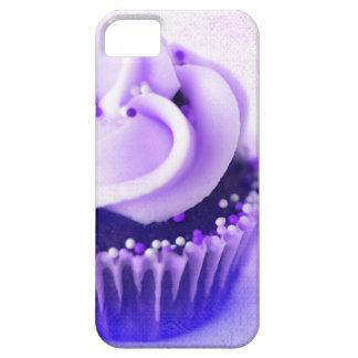 Purple Vintage Cupcake Sprinkles iPhone 5 Cover