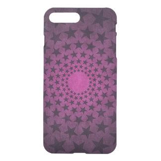 purple vintage stars iPhone 7 plus case