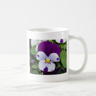 Purple Viola Coffee Mug